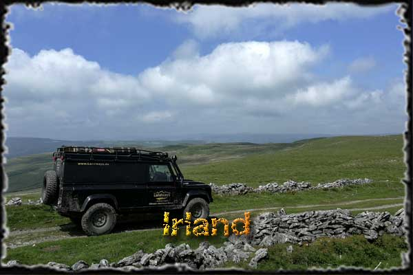 Irland Offroad
