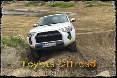 Toyota Land Cruiser Training