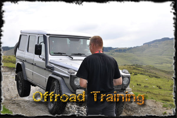 Individuelles Offroad Training